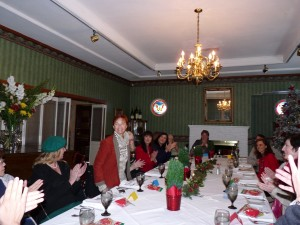 Holiday Luncheon 2015